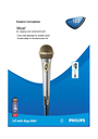 Philips MD185 Manual