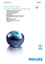 Philips PSS010 Manual