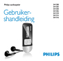 Philips SA1210 Manual
