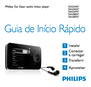 Philips SA5224BT Manual