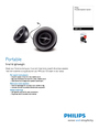 Philips SBP1150 Manual