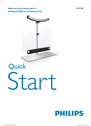 Philips STS1100 Quick Start