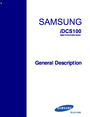 Samsung iDCS100 Manual