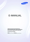 Samsung UE65JU7000LXXH Manual