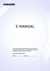 Samsung UE65KS7000SXXH Manual