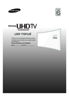 Samsung UE65JU6570UXZG Manual