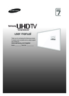 Samsung UE65JU7080TXZG Manual