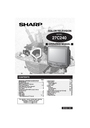 Sharp 27C240 Operation Manual
