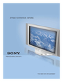 Sony FWD-32LX2S Manual