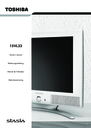 Toshiba 15VL33 Owner Manual