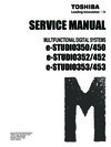 Toshiba 350 Service Manual