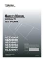 Toshiba 57Z3500A Owner Manual