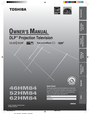 Toshiba CT-90159 Owner Manual