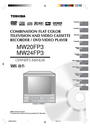 Toshiba MW24FP3 Owner Manual