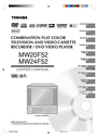Toshiba MW20F52 Owner Manual