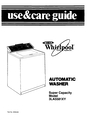 Whirlpool 3LA5581 Manual