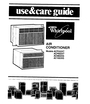 Whirlpool ACO802XS Manual