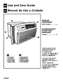Whirlpool ACQ058MM0 Manual