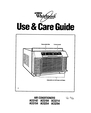 Whirlpool ACQ142 Manual