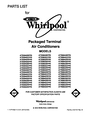 Whirlpool ATE0942CPP0 Manual