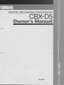 Yamaha CBX-D5 Manual
