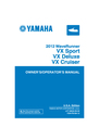 Yamaha DIC183 Manual