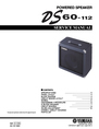Yamaha DS60-112 Service Manual
