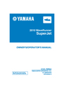 Yamaha F2F-28199-12 Manual