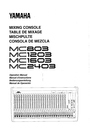 Yamaha MC1203 Manual
