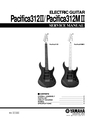 Yamaha Pacifica312 Service Manual